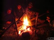 Русенски Лом - 28-30.04.2012 - Край огъня