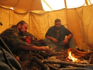 Странджа - 15-17.10.2011- Закуска в типито