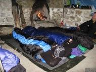 Странджа - 15-17.10.2011- Нощувалите в заслона
