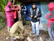 Странджа - 15-17.10.2011- Дялане на лъжици