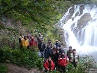 Странджа - 15-17.10.2011- Обща снимка до водопада
