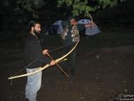 Странджа - 15-17.10.2011- Стрелба с лък