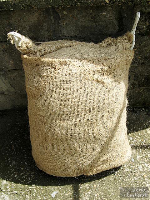 Мишена от найлонови отпадъци - Допълнително зебло