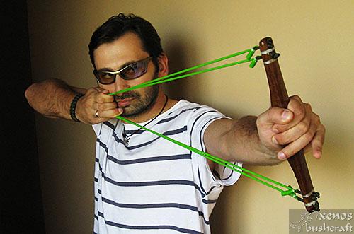 Тренажор за стрелба с лък