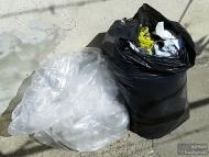 Мишена от найлонови отпадъци - Найлонови отпадъци