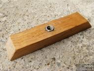 Инструмент за тилеринг (tillering gizmo) - Трупчето с гайката