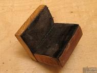 Дърво за Тилеринг - Подложката за дръжката на лъка