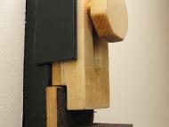 Дърво за Тилеринг - Вертикалният ограничител