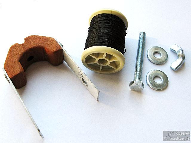 Инструмент за сървинг - Съставни части