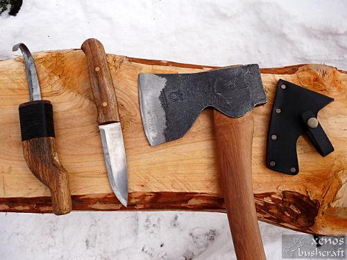 Дървена лъжица - Инструментите