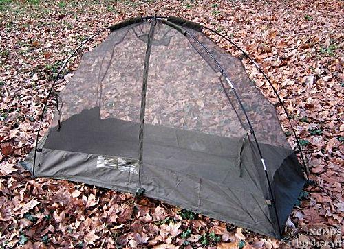 Палатка от комарна мрежа - Разпънат вид