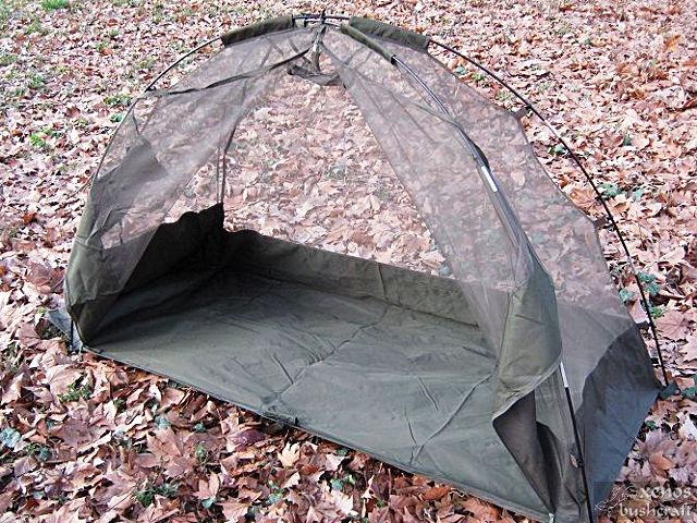Палатка от комарна мрежа - Отворена