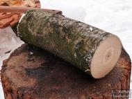 Дървена лъжица - Цепеницата