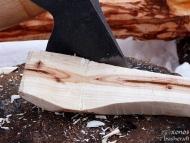 Дървена лъжица - Изработка