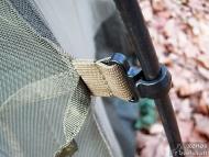 Палатка от комарна мрежа - Окачвачи