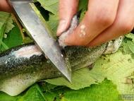 Риба по индиански - Подготвяне