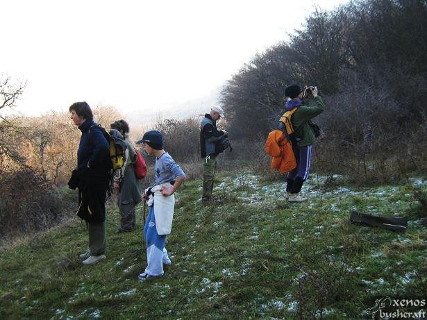 с. Могила, Мадарско плато - 03.12.2011 - 13/21