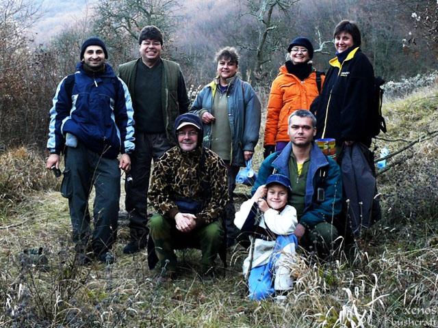 с. Могила, Мадарско плато - 03.12.2011 - 20/21