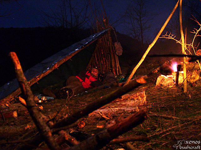 Времето тече бавно - Орлова чука, 29-30.12.2009