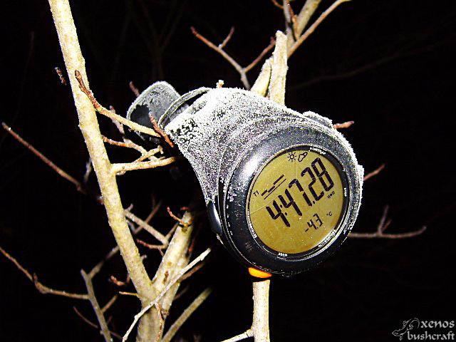 Замръзналият часовник - Орлова чука, 29-30.12.2009
