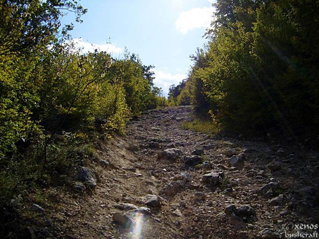 Шуменското плато - 21-22.09.2009