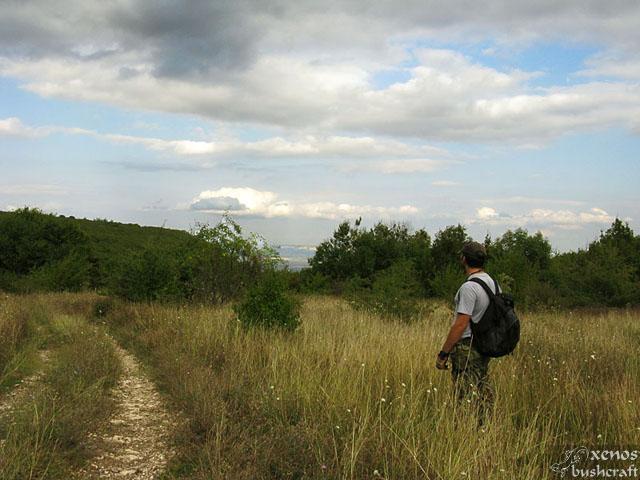 Фотоотчет - 29 август 2010 - Шуменско плато - Гарванлъка - 1/24