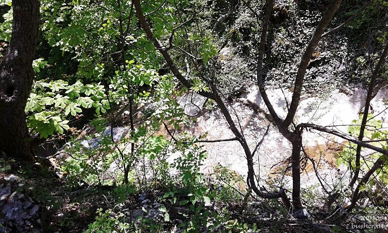 Преславски възвишения - 22.04.2018 - Водопадче