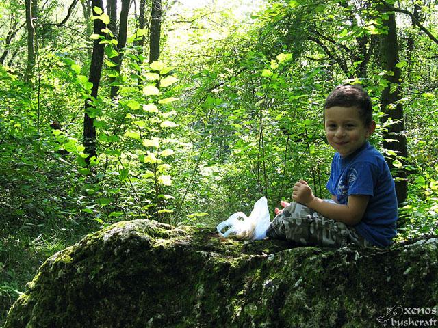 Началото - Фотоотчет - 08.09.2010 - Шуменско плато