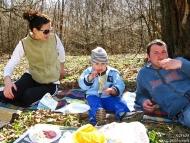 Жена ми, Румбата и Кръстника ; Фотоотчет - 27.03.2010 ; 7/22