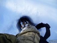 Снегът е до коляното ; Фотоотчет - 24.01.2010 ; 2/34