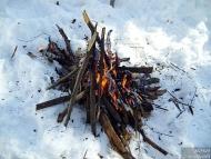 Огънят ; Фотоотчет - 24.01.2010 ; 12/34