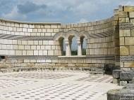 Дни на предците - Плиска, 2014 - Базиликата
