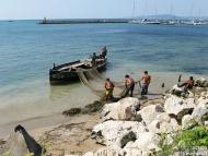 Балчик - 29.07-03.08.2011 - Рибарска лодка