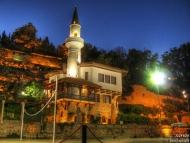 Балчик - 29.07-03.08.2011 - Двореца по тъмно