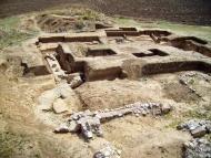 Разкопки - Аулът на Хан Крум
