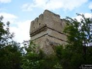 Крепостният град Червен