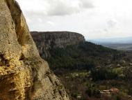 Мадарско плато - 10.04.2011 - Изкачване по скалите