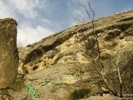 Мадарско плато - 10.04.2011 - Стъпалата