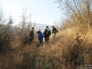 с. Могила, Мадарско плато - 03.12.2011 -  1/21