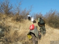 с. Могила, Мадарско плато - 03.12.2011 - 4/21