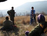 с. Могила, Мадарско плато - 03.12.2011 - 6/21