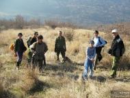 с. Могила, Мадарско плато - 03.12.2011 - 7/21
