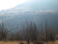 с. Могила, Мадарско плато - 03.12.2011 - 9/21