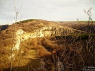 Поглед над реката - Орлова чука, 29-30.12.2009