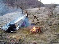 Притихналият лагер - Орлова чука, 29-30.12.2009