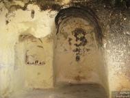 Шуменско плато - 01.11.2011 - Хан Крумски скален манастир