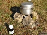 Шуменско плато - 01.11.2011 - Супа на спиртник