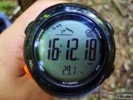 Шуменско плато - 17.07.2009 - Барометърът не показва хубави неща