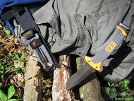 Фотоотчет - Шуменско плато - 7.04.2012 - BG Knife тест