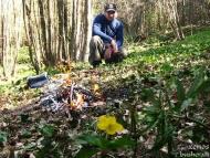 Фотоотчет - Шуменско плато - 7.04.2012 - От подслона
